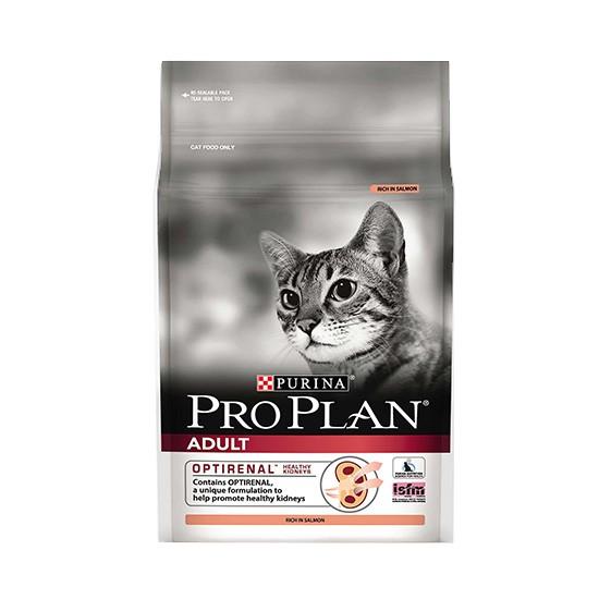"""מזון לחתולים פרו פלאן - בוגר סלמון 3 ק""""ג-0"""