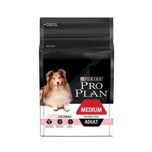 """מזון לכלבים פרו פלאן בוגר גזע בינוני עם סלמון 14 ק""""ג-0"""