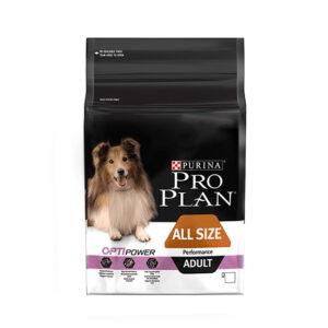 """מזון לכלבים פרו פלאן בוגר כל הגזעים פרפורמנס 14 ק""""ג-0"""