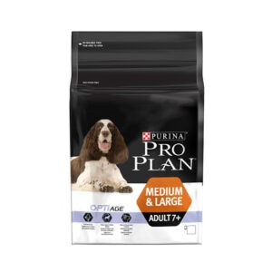 """מזון לכלבים פרו פלאן סניור מגיל 7 שנים גזע בינוני / גדול 14 ק""""ג-0"""