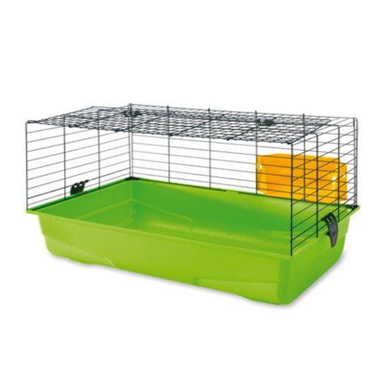 """כלוב לארנב סאביק אמביאנט 100 ס""""מ צבע ירוק-0"""