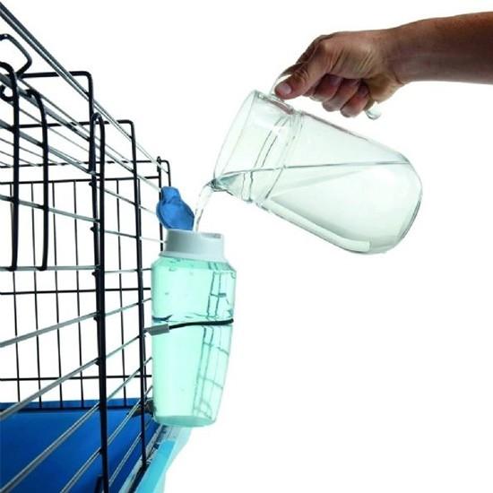 """בקבוק שתייה למכרסמים סאביק סורס מילוי קל 600 מ""""ל-2872"""