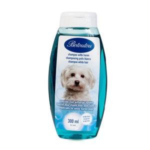 """שמפו לכלב בנלוקס - פרווה לבנה 300 מ""""ל-0"""