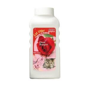 מנטרל ריחות ומבשם לשירותי חתול אלזו בניחוח פרחים 750 גרם-0