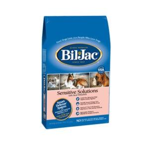 """מזון לכלבים ביל ג'ק סנסטיב 2.72 ק""""ג-0"""