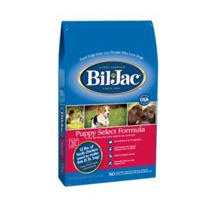 """מזון לכלבים ביל ג'ק פאפי סלקט 13.6 ק""""ג-0"""