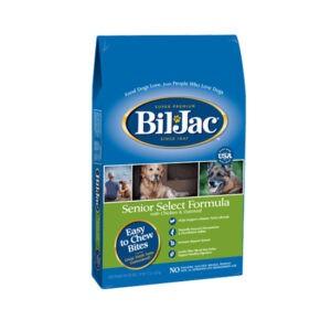 """מזון לכלבים ביל ג'ק סניור סלקט 13.6 ק""""ג-0"""