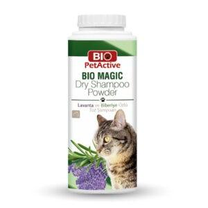 שמפו יבש אבקה bio - לחתול 150 גרם -0