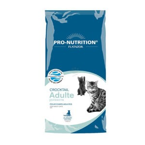 """מזון חתולים פלטזור קרוקטל דגים 3 ק""""ג-0"""