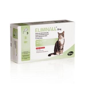 אמפולות אלימינל לחתול-0