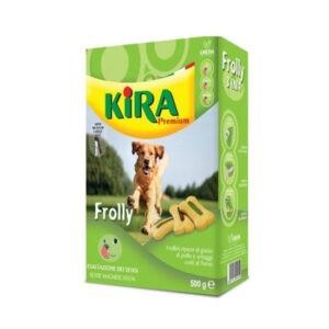 בסקוויטים לכלב קירה פרולי 500 גרם -0