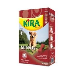 בסקוויטים לכלב קירה מולטי ביסקו 500 גרם -0