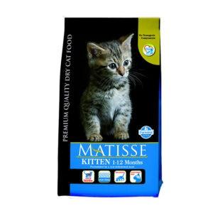 מזון לחתולים מאטיס - לגורי חתולים 400 גרם-0