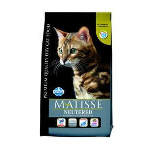 """מזון לחתולים מאטיס - סטרלייז 10 ק""""ג-0"""