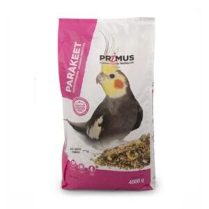 """תערובת מזון לקוקוטיל פרימוס 4 ק""""ג-0"""