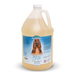 שמפו לכלב ביו גרום - גלון וואיט ג'ינג'ר 3.8 ליטר-0