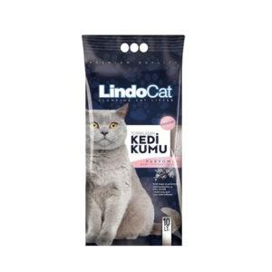 חול לחתולים לינדו סטנדרט מתגבש ריחני 10 ליטר-0