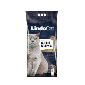חול לחתולים לינדו קומפקט מתגבש 10 ליטר-0