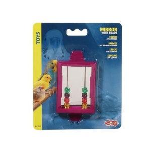 ליווינג וורלד צעצוע לתוכי - מראה עם חרוזים-0