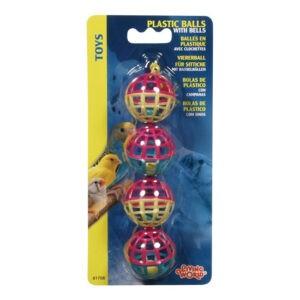 ליווינג וורלד צעצוע לתוכי - כדורים עם פעמונים-0