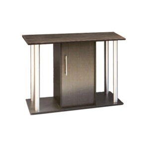 """שולחן לאקווריום ריהו דגם רילי 100 ס""""מ צבע שחור-0"""
