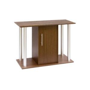 """שולחן לאקווריום ריהו דגם רילי 100 ס""""מ צבע חום-0"""