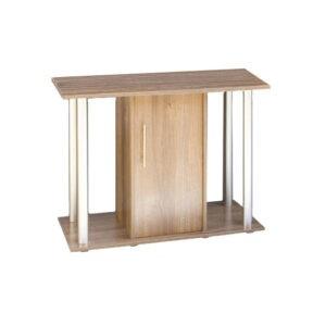 """שולחן לאקווריום ריהו דגם רילי 100 ס""""מ צבע בוק-0"""