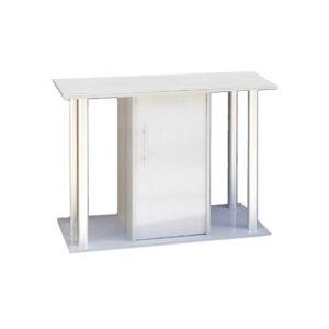 """שולחן לאקווריום ריהו דגם רילי 100 ס""""מ צבע כסוף-0"""