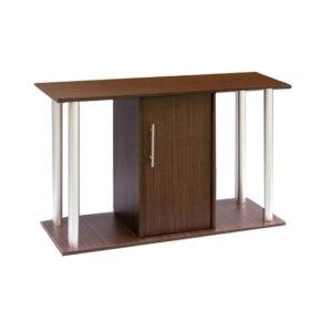 """שולחן לאקווריום ריהו דגם רילי 120 ס""""מ צבע חום-0"""