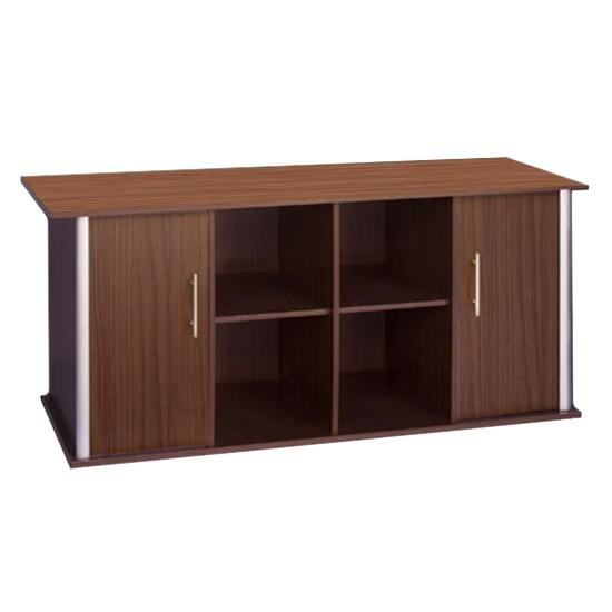 """שולחן לאקווריום ריהו דגם סילבר 180 ס""""מ צבע חום-0"""