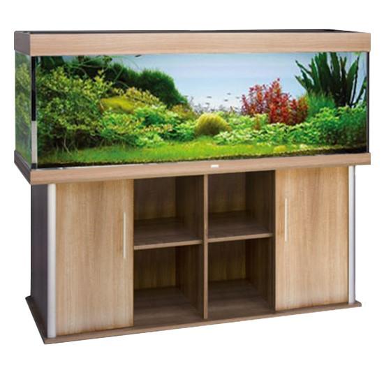 """שולחן לאקווריום ריהו דגם סילבר 180 ס""""מ צבע בוק-5825"""