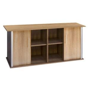 """שולחן לאקווריום ריהו דגם סילבר 180 ס""""מ צבע בוק-0"""