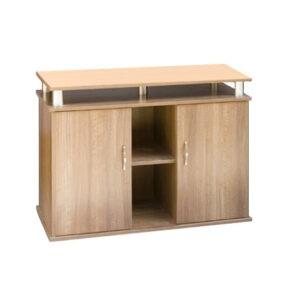 """שולחן לאקווריום ריהו דגם סילבר 100 ס""""מ צבע בוק-0"""