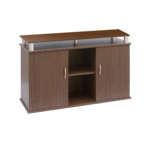 """שולחן לאקווריום ריהו דגם סילבר 120 ס""""מ צבע חום-0"""