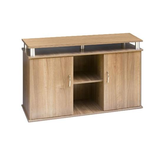 """שולחן לאקווריום ריהו דגם סילבר 120 ס""""מ צבע בוק-0"""
