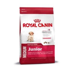"""מזון לכלבים רויאל קנין מדיום ג'וניור 15 ק""""ג-0"""