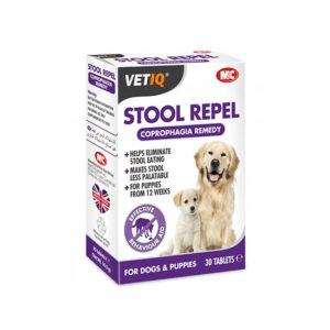 """טבליות להפסקת אכילת צואה vetiq לכלבים 30 י""""ח-0"""