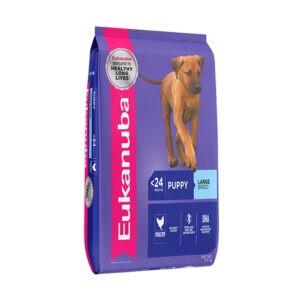 """מזון לכלבים יוקנובה גור גזע גדול 15 ק""""ג-0"""
