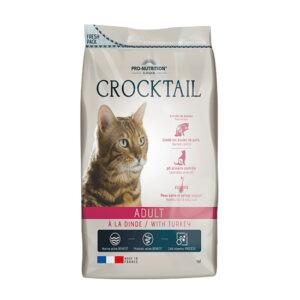 """מזון חתולים פרו נוטרישן קרוקטל אדולט עם הודו 10 ק""""ג-0"""