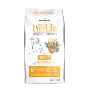 מזון חתולים פיור לייף סטרלייז 400 גרם-0