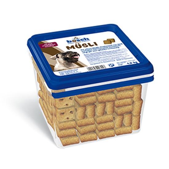 """עוגיות בוש לכלב מוזלי 1 ק""""ג-0"""