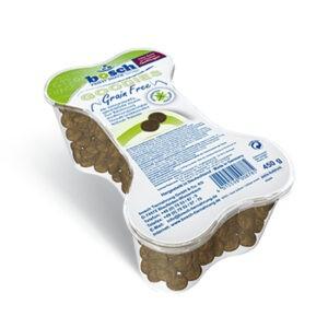 עוגיות בוש לכלב ללא דגנים 450 גרם-0