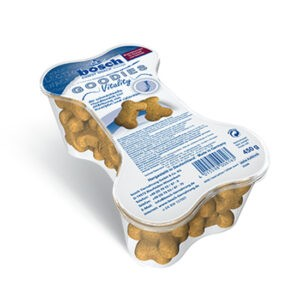 עוגיות בוש לכלב לבריאות המפרקים 450 גרם-0