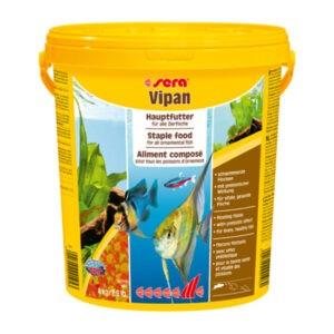 מזון לדגים סרה ויפאן 21 ליטר-0