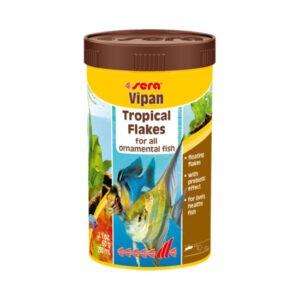 """מזון לדגים סרה ויפאן 250 מ""""ל-0"""