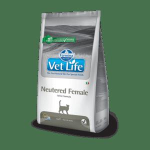 """מזון רפואי לחתולים וט לייף Neutered Female לחתולות מעוקרות 5 ק""""ג-0"""