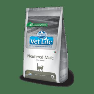"""מזון רפואי לחתולים וט לייף Neutered Male לחתולים מסורסים 5 ק""""ג-0"""