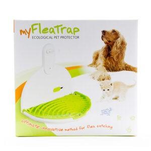 מלכודת פרעושים my fleatrap אקולוגית-0