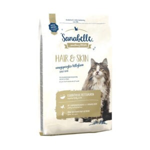 """מזון לחתולים סנאבל הייר & סקין 10 ק""""ג-0"""