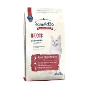 """מזון לחתולים סנאבל אינדור 2 ק""""ג-0"""